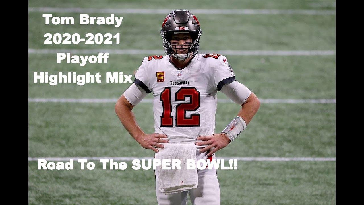 Tom Brady || 2020-2021 Playoff Highlight Mix || Tampa Bay Buccaneers