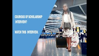 Get a scholarship easily with the help of this video