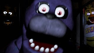 WARNING: SCARIEST GAME IN YEARS | Five Nights at Freddy