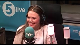 Jesse & Joy - Interview BBC Radio 5 Live