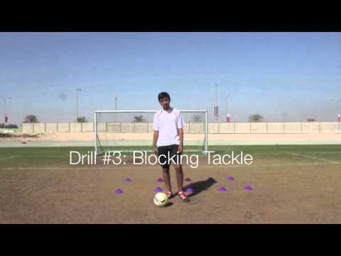 Drills - Defending