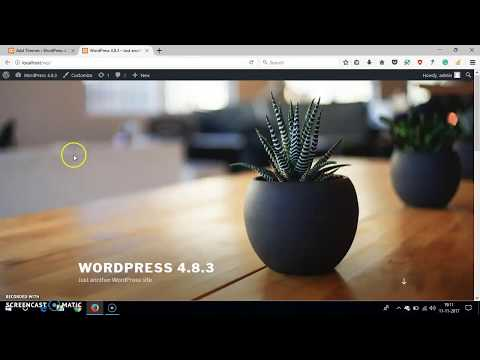 How to Install WordPress 4 8 3