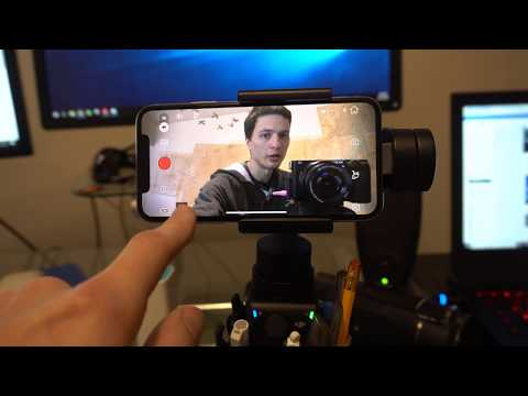DJI Osmo Mobile Unboxing and Review