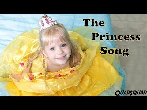 You Can Be a Princess Too - Original Music Video by QuadSquad