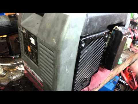 Some notes of caution for homemade portable generator enclosures