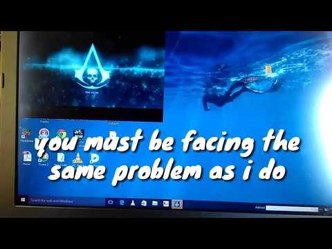 How to make games full screen windows 7 intel -