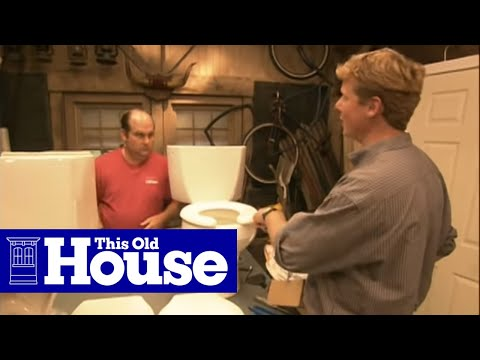 How to Change a Toilet Seat - This Old House