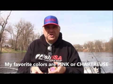 FLOAT FISHING FOR STEELHEAD WITH SPAWN SACKS FOR HIGH DIRTY WATER- HOW TO & TIPS