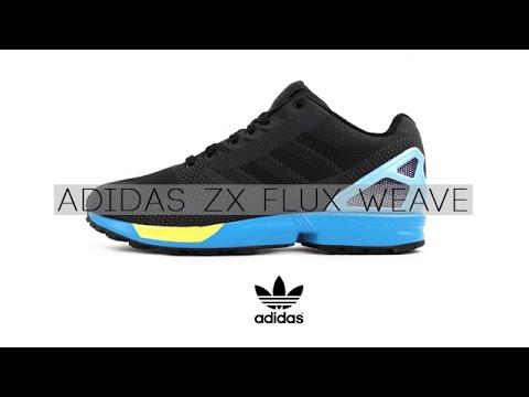 1c64459b9 Adidas Zx Flux Weave Shoes   Wave Shoes
