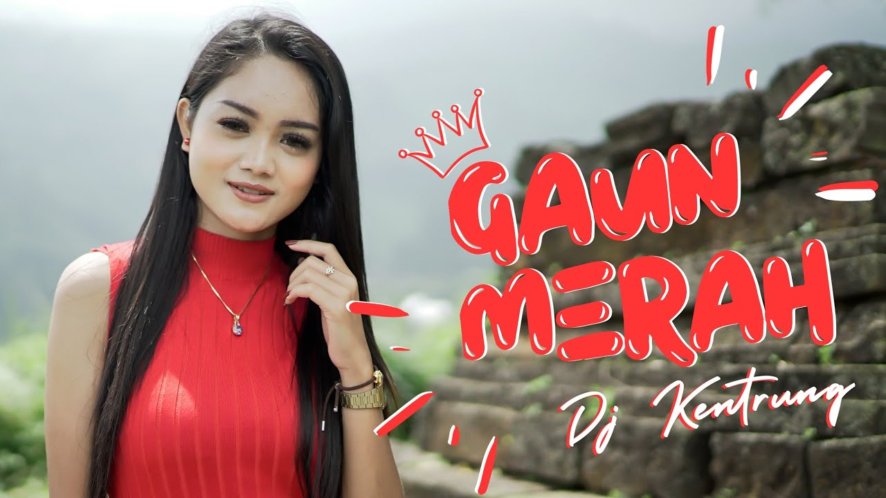 Safira Inema - Dj Kentrung - Gaun Merah ( Music VIdeo ANEKA SAFARI)