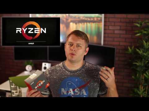 AMD Ryzen 1800X / Geforce 1080 - Do they work on Linux?