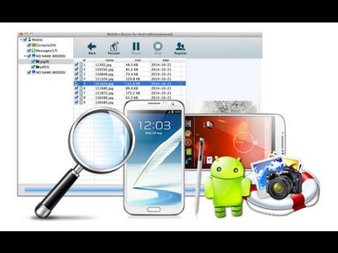 2 Ways To Recover Files From Android After Factory Reset | Android Recovery