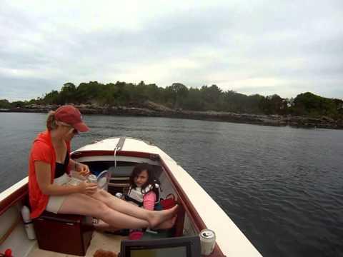 WagoOne family trip in Salem Harbor