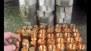 Copper Stackers from PC Heat Sinks