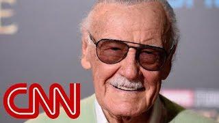 Stan Lee, Marvel Comics visionary, dead at 95