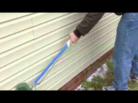How to Get Stains Off of Vinyl Siding