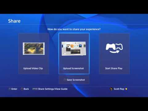 How to Change JPEG to PNG Screenshot on PS4 PNG Format Picture PS4 3.0