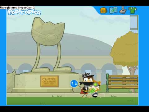 poptropica super powers island prt.2