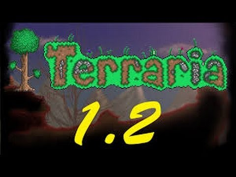 Terraria Server 1.2.1.2 (WILL BE UPDATED WHEN MORE UPDATES COME)