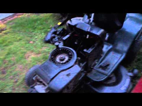 Craftsman Lawn Tractor For Sale -Craigslist *SOLD*