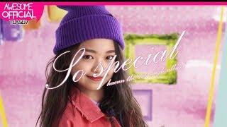 Download 나하은 (Na Haeun) - ″So Special″ M/V Teaser Video