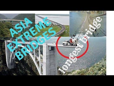 10 Amazing facts about Asia longest bridge ( india assam )