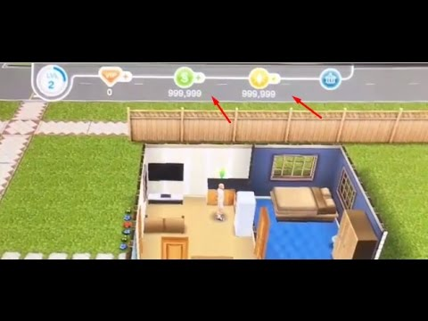 The Sims FreePlay Hack - The Sims FreePlay 2017 (Android&iOS)