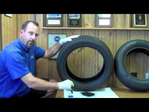 Flat Tire Repair Plugging vs. Patching - This is why good shops will not plug your tire!