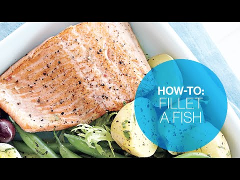 How to fillet a fish | Canadian Living