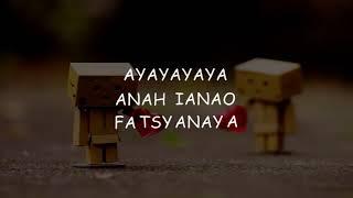 TSOTA - MAHAZO TSIRONY [LYRICS]