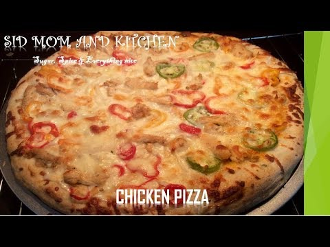 How to make pizza in Tamil / Chicken pizza Recipe in Tamil / Homemade Pizza in Tamil / பிஸ்ஸா