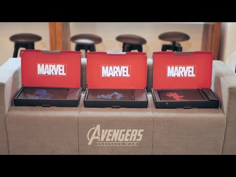Avengers Infinity War Edition Laptops Are Here!