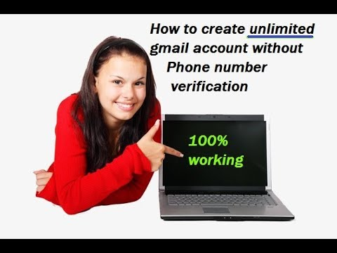 How To Create A gmail Account Without Phone Number Verification