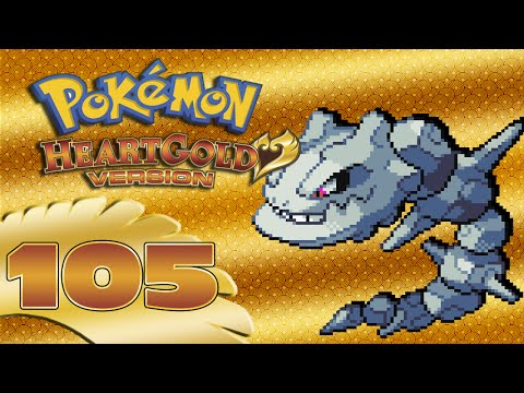 Let's Play Pokemon HeartGold - Part 105 - Enter Mt. Silver