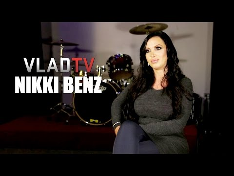Nikki Benz: Girls in the Industry Won't Do Interracial But Date Black Men
