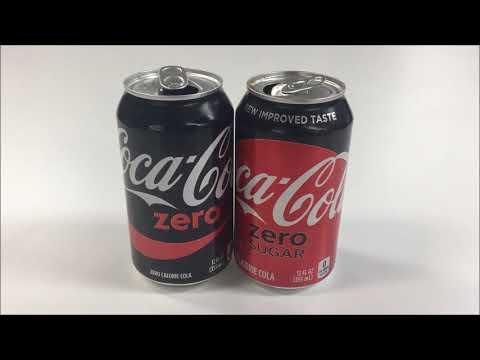 Coke Zero To Be Replaced With Coke Zero Sugar???