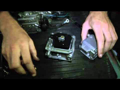 Outboard carb cleaning how to and removal DIY