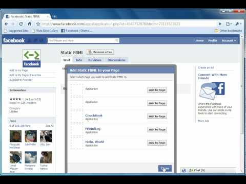 How To Create a Facebook Mailing List (Part 1)
