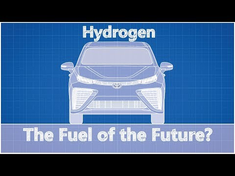 Hydrogen - the Fuel of the Future?