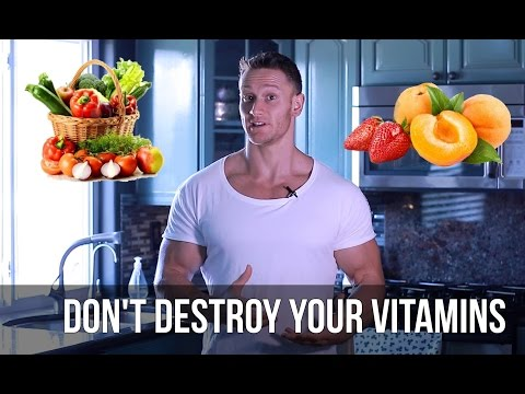 Does Cooking Affect Vitamins in Food?- Thomas DeLauer