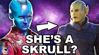 Download Which Avenger Is A Skrull?   Marvel Theory Video