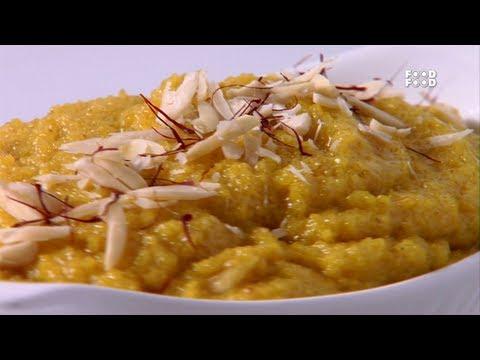 Gehun Ka Halwa - Sanjeev Kapoor's Kitchen