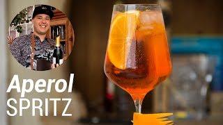 Como Fazer Aperol Spritz - Web à Milanesa