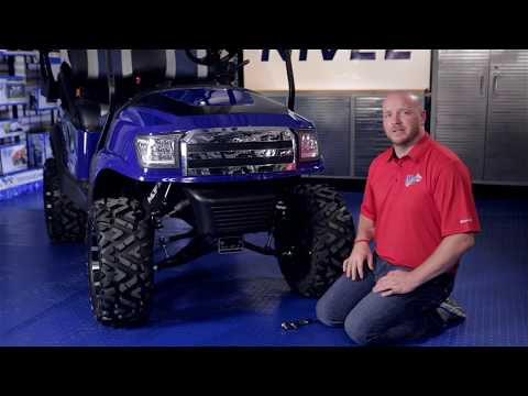 Alpha Brushguard | How to Install Video | Madjax® Golf Cart Accessories