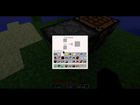 Minecraft How to make Gold Ingot