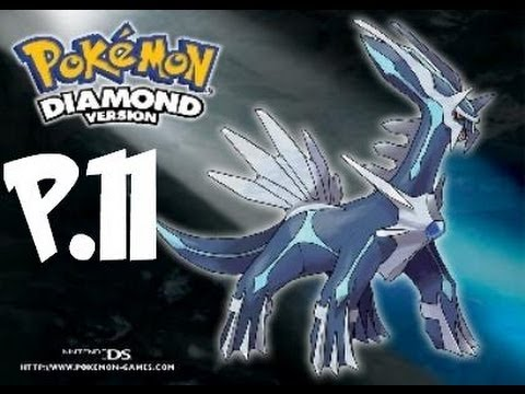 Pokemon Diamond Walkthrough Part 11