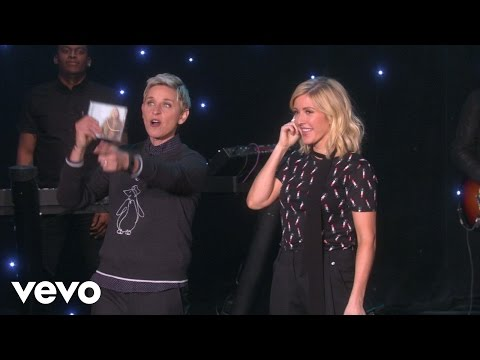 Ellie Goulding - On My Mind - Live On Ellen