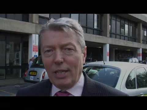 Alan Johnson: Deep Cleaning All Hospitals Will Remove MRSA