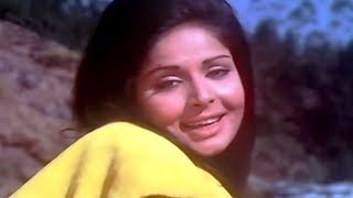 Mere Sapno Mein Ek Surat Hai - Shashi Kapoor, Rakhee   Lata Mangeshkar   Janwar Aur Insaan Song