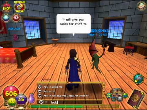 wizard101 easy codes and gold